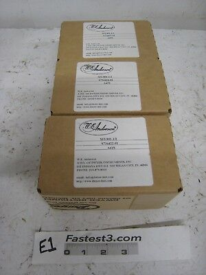 W.E. anderson SFI-801-1/2 Pack of 3