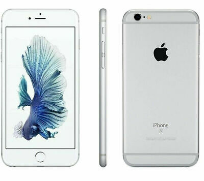 Apple iPhone 6s 64GB Argento Silver Nuovo Smartphone 12Mesi IT Top Seller