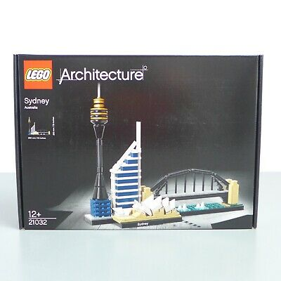 LEGO New 21032 Architecture Sydney Skyline Factory Sealed Box NISB