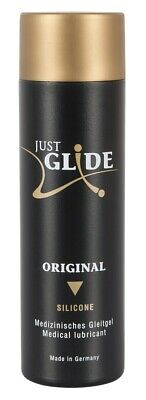 Just Glide 200ml Silikon Basis Gleitgel Gleitmittel