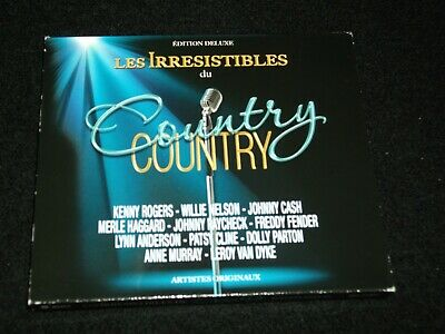 COUNTRY<>LES IRRESISTIBLES<>Canada CD (2017)  ° CREATION DC2-17007