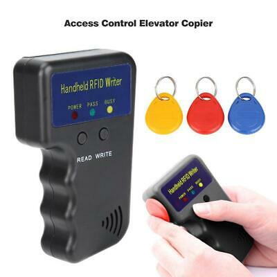 Handheld 125Khz RFID Card Reader Copier Writer Duplicator Programmer ID Copy