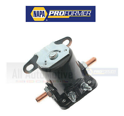 NEW 12 VOLT SOLENOID FITS FORD LTD COUNTRY SQUIRE 1971-1986 D8DZ11450A 24136