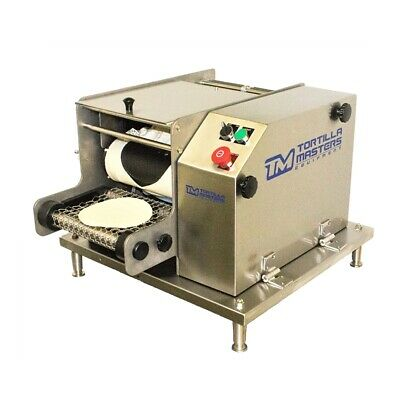 Tortilla Masters Equipment TM105 Tortilla Machine