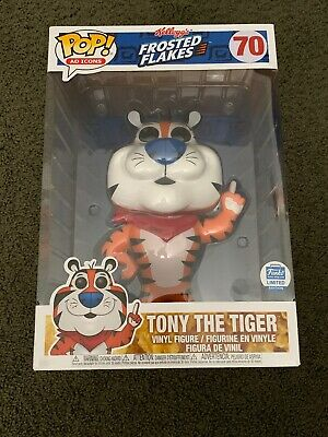 "Funko Pop! Ad Icons Tony the Tiger 10"" Limited Edition (3000) NEW"