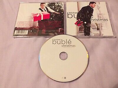 Michael Buble - Christmas (CD 2012) 19 Tracks - Deluxe Special Edition
