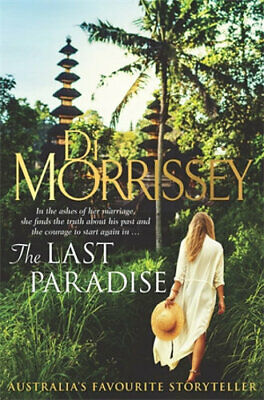 NEW The Last Paradise By Di Morrissey Hardcover Free Shipping