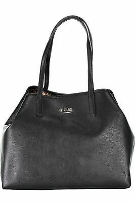 Dettagli su GUESS JEANS BORSA NERO BLA DONNA WOMAN HWSASHL9104 BAG 7613402231489