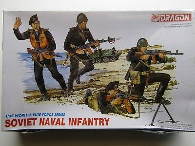 1:35 Dragon #3005  Soviet Naval Infantry