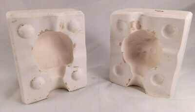 VINTAGE Bell 984 Mold Pouty Boy Ceramic Slip Cast Mold