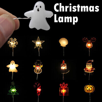 LED String Lights Fairy Lights Christmas Party Decoration Light Battery Operated