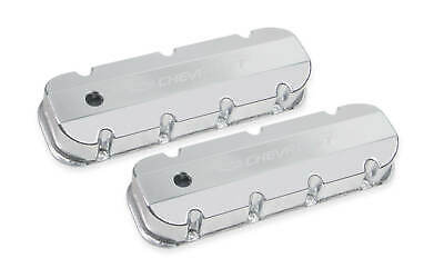 Holley 241-280 Holley GM Licensed Track Series Valve Covers