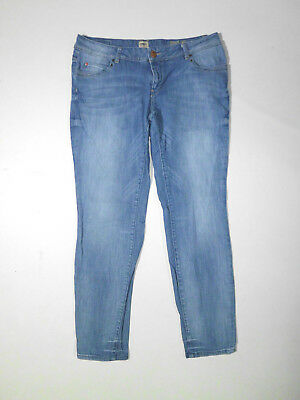 L34 Only Damenenjeans Coral Skinny in super Waschung W26 W27 und W32 in L32