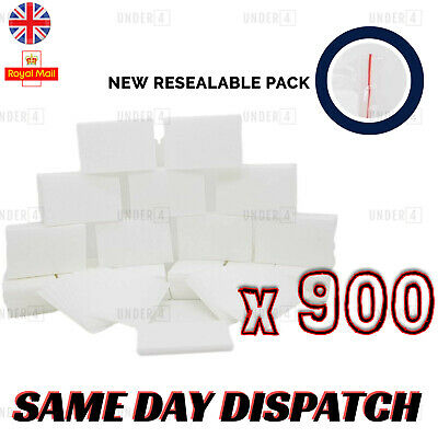 900 Nail Wipes Soft Art Gel Acrylic Polish Remover Pedicure Manicure Lint Free