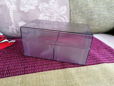 TDK Minidisc (MD) Recordable Storage Box Clear Case
