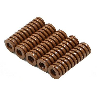 Compression Die Mould Spring Dia. 35mm Brown TB Heavy Load Spring Length Choose