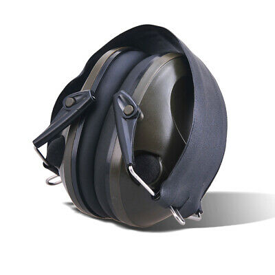 Earmuffs Hunting Soft Active Electronic Ear Protector Portable Noise Reduction