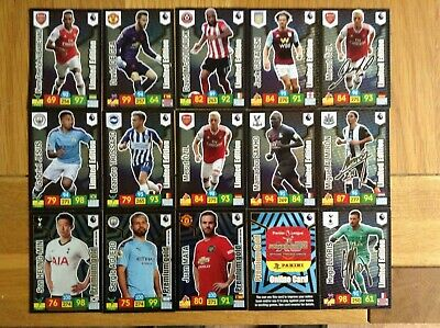 Panini Adrenalyn XL 2019/20 Various Limited Edition Cards