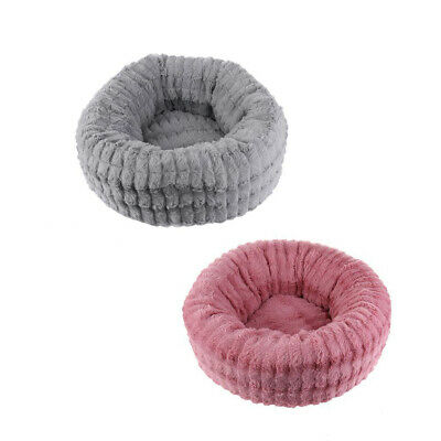 1X(Moelleux Peluche Pet Chat Lit Lit Deep Sleeping Lavable Chat Maison Loun P4C9