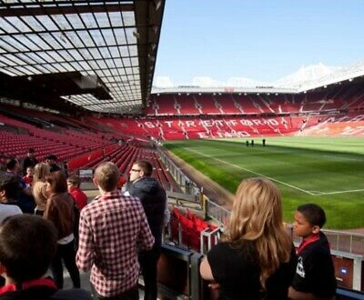 Child Tour of Old Trafford Expires August 2020 Buy A Gift Voucher