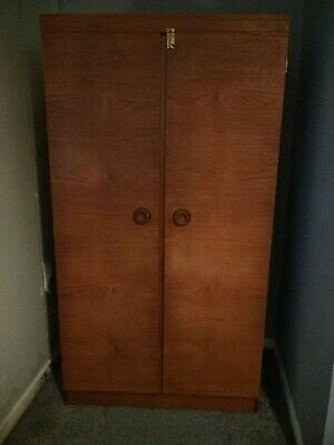 Stonehill Furniture 1960 vintage retro wardrobe