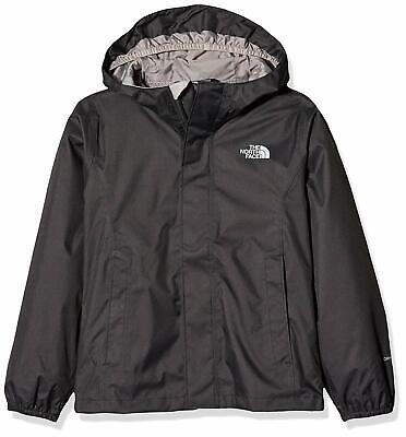 The North Face Waterproof Reflective Resolve Girls Outdoor Jacket Size XS (6y)
