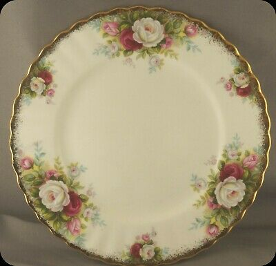 Royal Albert Celebration Tea Plate (2 Available)