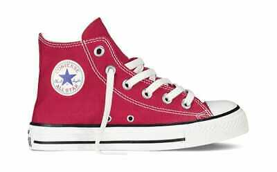CONVERSE KIDS CHUCK Taylor all Star Sneakers High Red Red