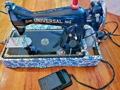 Vintage The Universal Sawing Machine Deluxe (Japan)