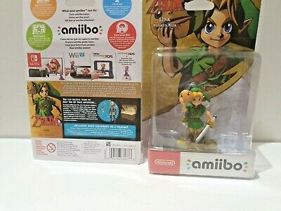 Majoras Mask LINK Amiibo - Nintendo Switch/3DS/Wii U Limited Sold-Out New &Boxed