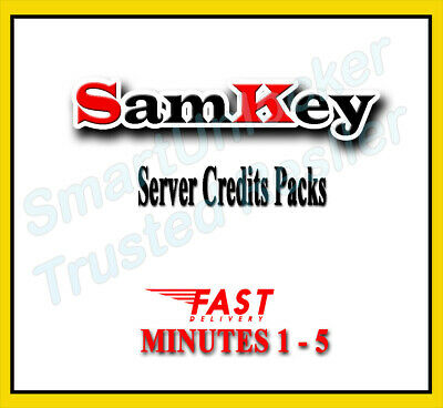 Instant SAMKEY SERVER 3 CREDITS UNLOCK ANY SAMSUNG  New Account  FAST Service