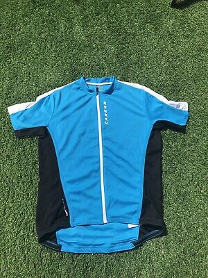 Dare2b Percept Mens Active Cycle Jersey Cycling Top