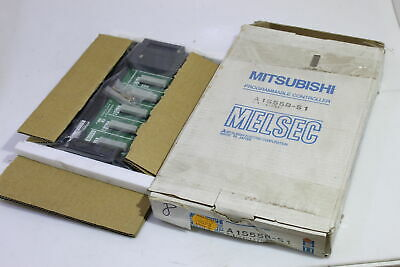 New Mitsubishi A1S55B-S1 Programmable Controller Base Unit