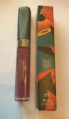 Kiko Sicilian Notes Nourishing Lip Balm, Coulour 02, New, Unopened