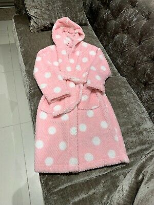 Girls John Lewis Dressing Gown age 11