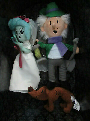 Disney Parks Haunted Mansion Plush Series Limited Release Passholder Exclusive