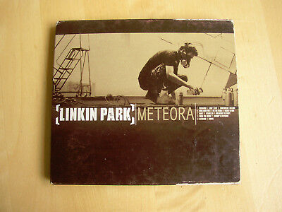 Original Cd+insert Meteora Linkin Park 2003 Digipack Enhanced edition *checked*