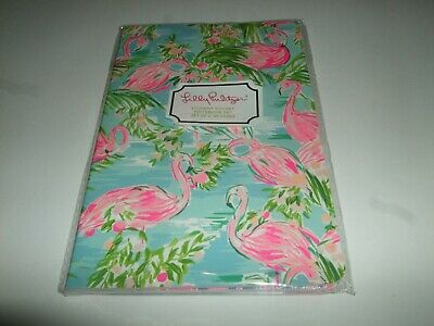Lilly Pulitzer Student Pocket Notebook Set of 2 NEW Floridita Viva La Lilly