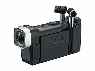 New ZOOM Handy video camera recorder Q4n