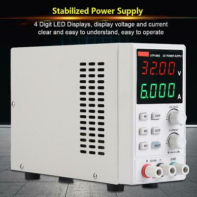 UNI-T UTP1306S 32V 6A Stabilized DC High Accuracy Laboratory Power Source