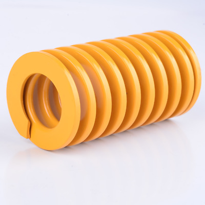 Compression Die Mould Spring Dia. 10mm Yellow TF Light Load Spring Length Choose
