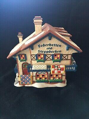 Department 56 Alpine Village Dept 56 Federbetten Und Steppdecken 56.56176