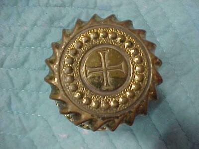 VICTORIAN STYLE GOTHIC AESTHETIC Cast Brass Door Knobs and Back Plates