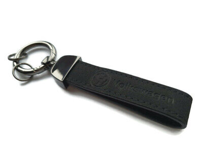 Volkswagen Keyring Vw Leather Quality Keychain Golf, Passat, Polo, Jetta, Tiguan