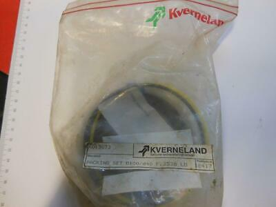 Kverneland Plough Packing Set - Part number KK013073