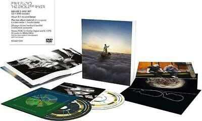 Pink Floyd – The Endless River Deluxe Cd & Blu-Ray Box Set (New/Sealed)