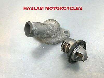 yamaha yzfr125 yzf r125 2008 - 2013 thermostat & housing