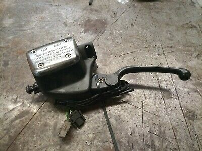 BMW K1200rs Clutch Lever And Master Cylinder Assembly