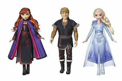 Disney Frozen 2 - Character Doll (Elsa, Anna or Kristoff)