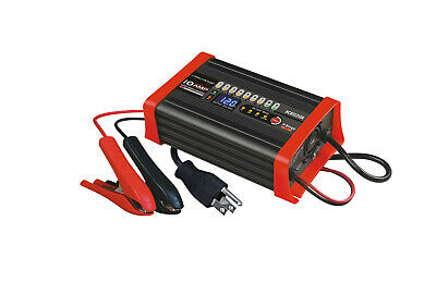 VMAX 3.3A 4-Stage 12V Smart Charger Maintainer Tender for Ford Explorer